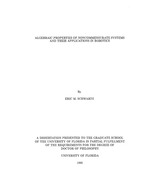 Algebraic properties of noncommensurate systems and their applications in robotics