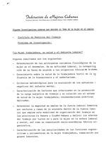 Federacion de Mujeres Cubanas