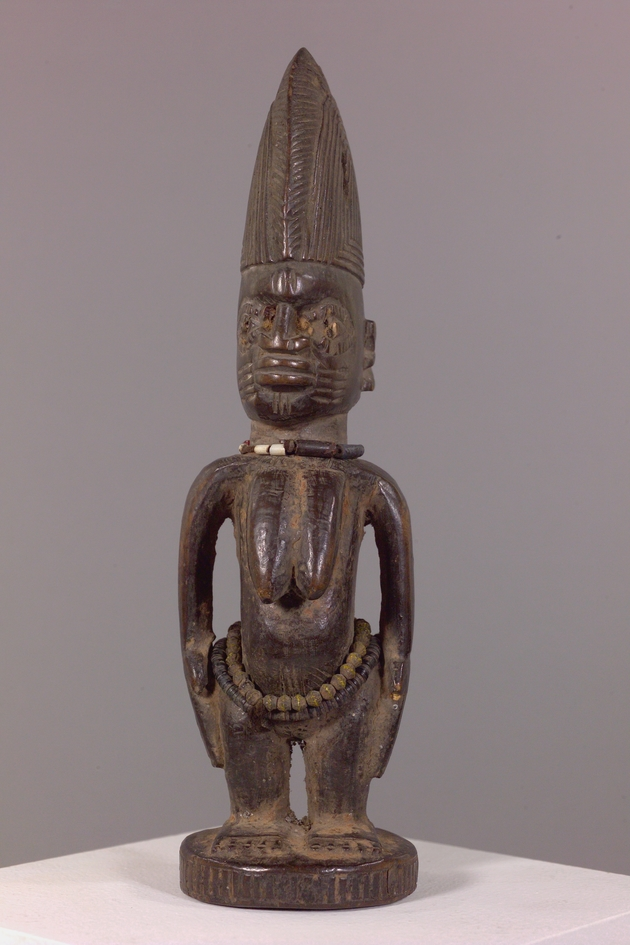 Female Twin Figure (ere ibeji) - Image 1