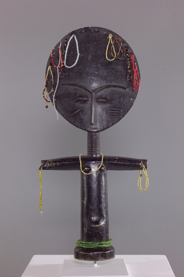 Fertility figure (akua'ba) - Image 1