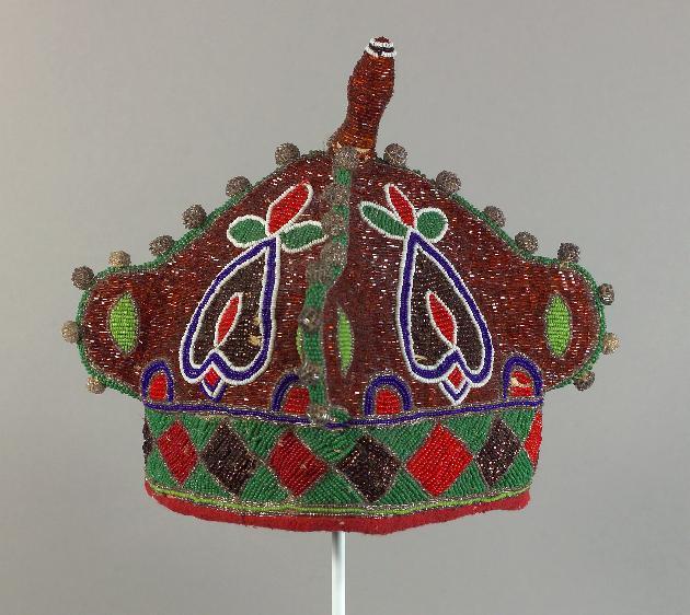 Beaded Coronet (orikogbofo) - Image 1