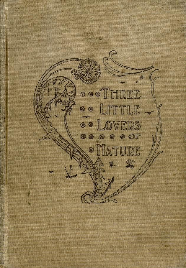 Three little lovers of nature  - Front Cover 1