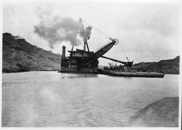 Photographs: Miscellaneous Photos and Negatives, Panama Canal. - Page 1