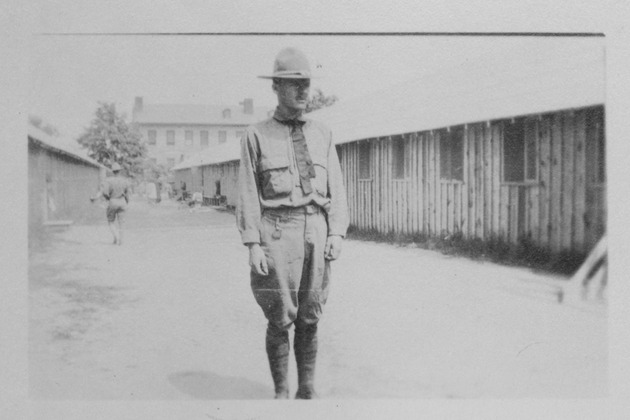 Photographs: U.S. Soldiers (Unidentified), Panama Canal. - Item 1