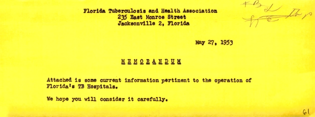 Attached is some current information....  ( 1953-05-27 )