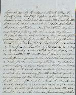 Power of Attorney: Ellen A. Beatty to J. Patton Anderson – May 1, 1860