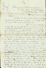 Anderson, J. Patton to Captain R.M. Hood – May 15, 1862 – Corinth, MS