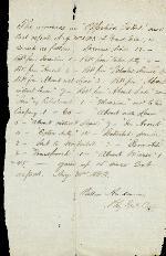 Unit Strength Report (J. Patton Anderson) – Aug. 31, 1863