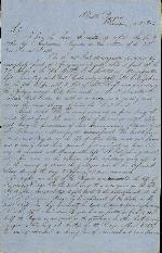 Tucker, Col. W.F. to Major J.P. Wilson – Dec. 4, 1863 – Dalton, GA