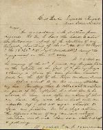 Reynolds, General A.W. to Major J.W. Matthews – Dec. 15, 1863 – Dalton, GA