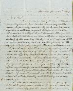 Larson, L.B. to J. Patton Anderson – Jun. 3, 1864 – Aucilla