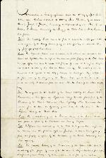 Agreement: General Joseph E. Johnston and Major William T. Sherman – Apr. 18, 1865 – Military Convention. (Manuscript)