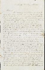 Anderson, J. Patton to General Israel Vogdes – Jun. 5, 1865 – Monticello, FL