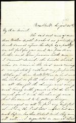 ____, Julia to Etta A. Anderson – Aug, 20, 1872 – Monticello, FL