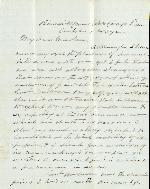 Payne, J.W. to Etta A. Anderson – Oct. 1, 1872 – Riverside, TN