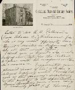 Fleming, F.L. to R.A. Patterson – 189* - Richmond, VA
