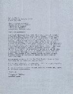 Uhler, Margaret to Elizabeth Alexander – Aug. 23, 1976 – Milledgeville, GA
