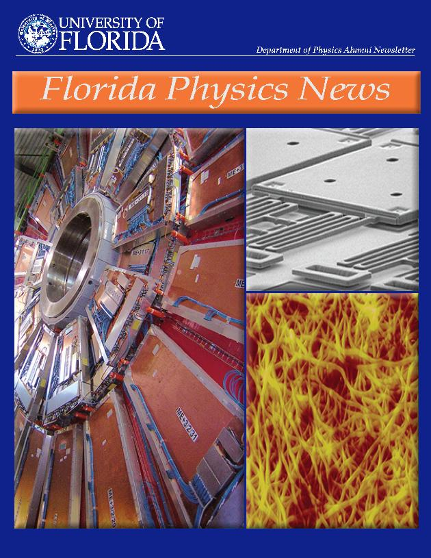 Florida physics news ; vol. 2 - Page 1