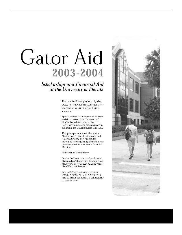 Gator Aid handbook - Page i