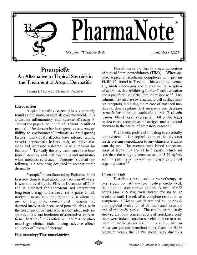 PharmaNote - Page 1