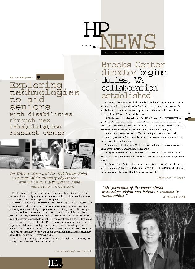 HP news - Page 1