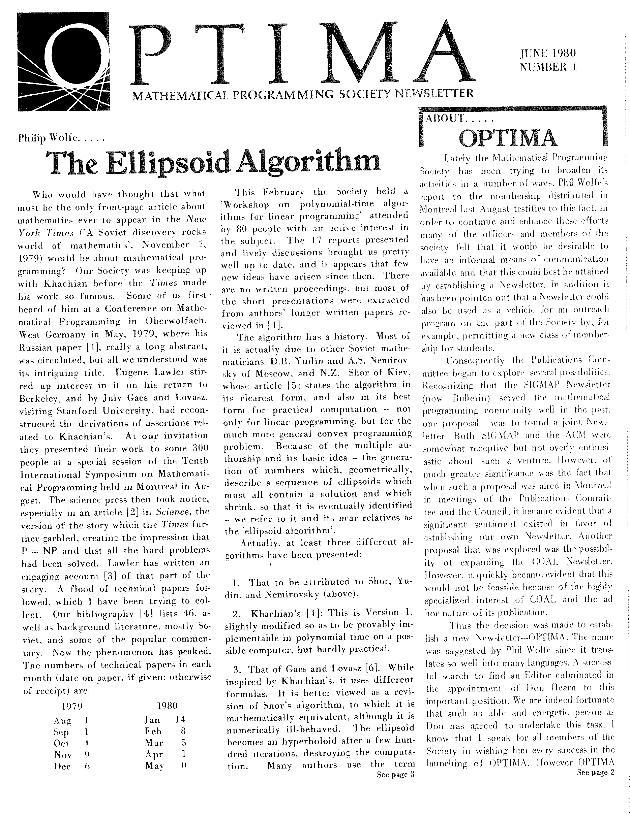 Optima - Page 1