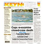 Florida Keys keynoter