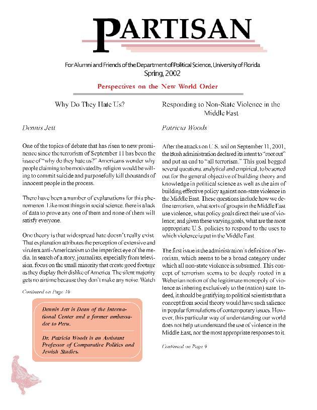 Partisan - Page 1