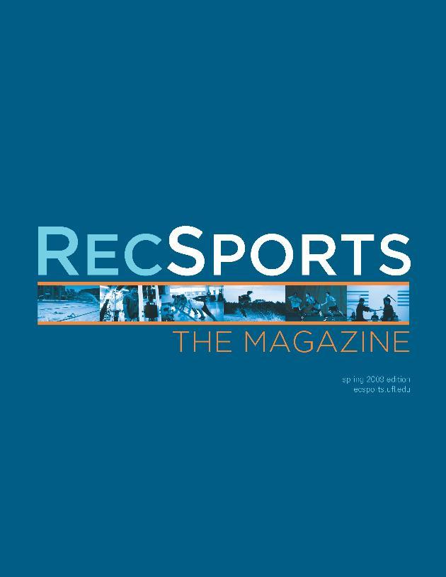 RecSports - Page 1