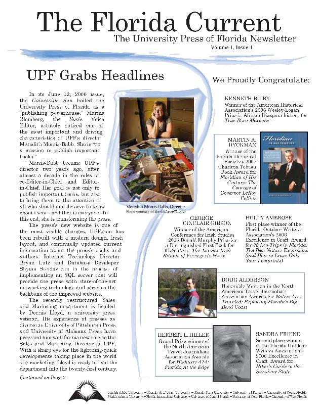 Florida current - Page 1