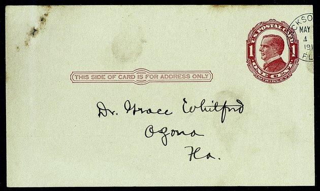 Correspondence: 1915 June - Image 1