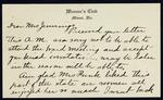 Correspondence: 1918 March