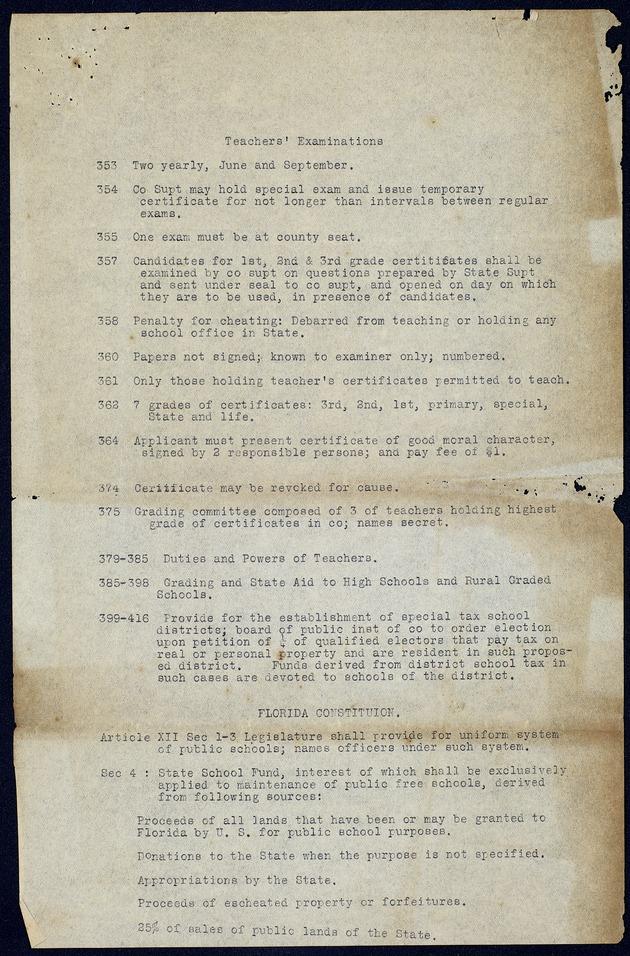 Correspondence: 1920 January - Page 1
