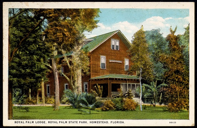 Postcards (Royal Palm Park) - Page 1