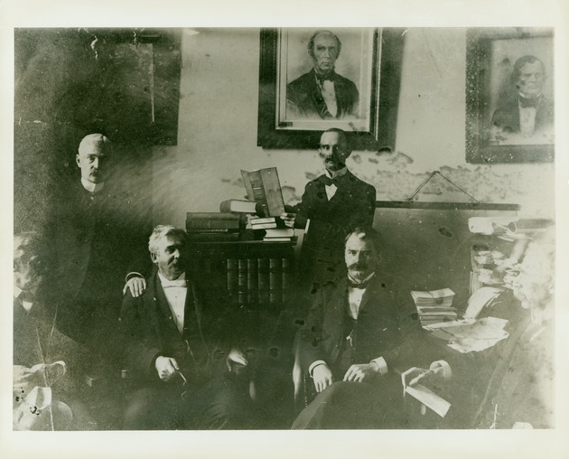 Jennings, William Sherman - Group photos when Governor of Florida - Still Image #1