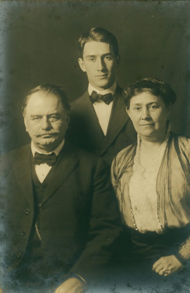 Jennings, William Sherman, May Mann and Bryan: Circa 1920