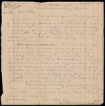 Duren, Charles M. to his Father, February 27, 1864 - Jacksonville, Fla. (1 sheet, 2 leaves)