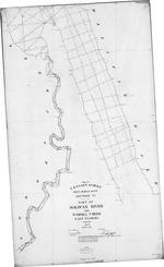 Part of Halifax River and Tomoka Creek, East Florida