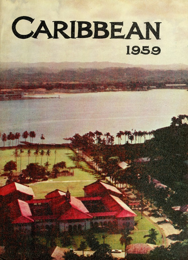 Caribbean - Front Cover 1