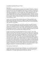 Osborne, W.H. to his Sister -Camp Bulah near Mobile, Ala. - Transcript