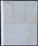 Osborne, W.H. to John B. Bailey, Sr. - Glade Springs, Va. - July 27, 1863