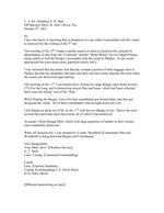 Snell, A.T. to Charles Steedman - U.S. Hale off Mayport - Transcript