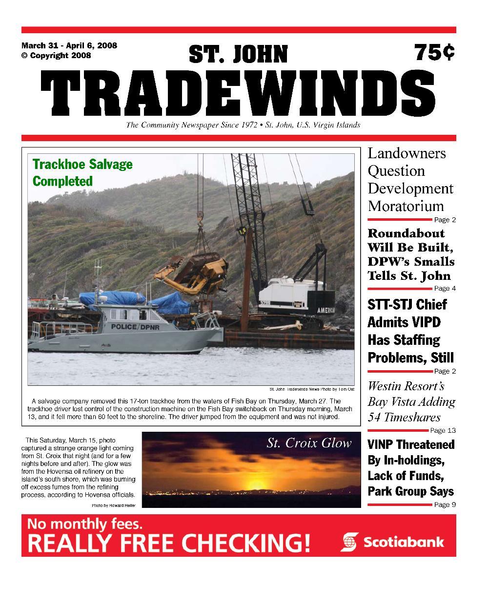 St. John tradewinds - page 1