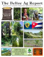 Belize ag report