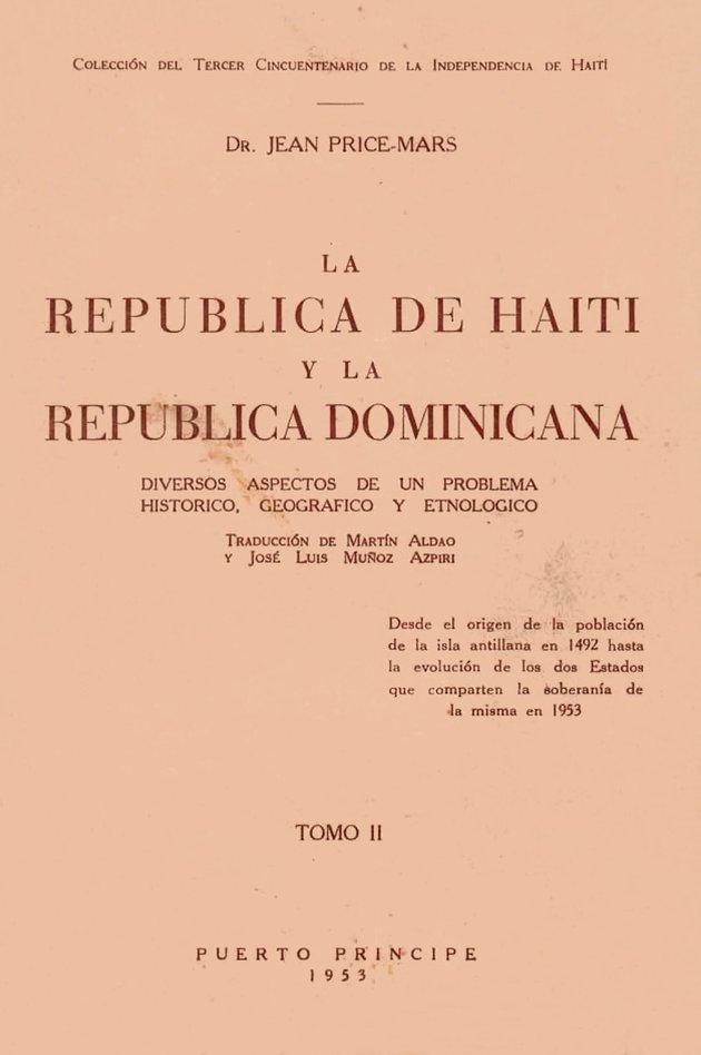 La República de Haití y la República Dominicana  - Page 1