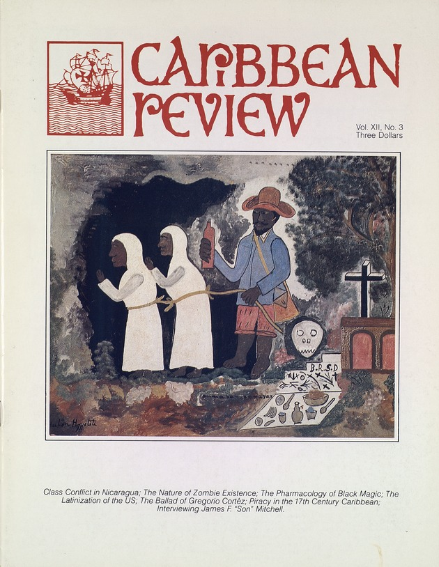Caribbean Review - Front Cover 1