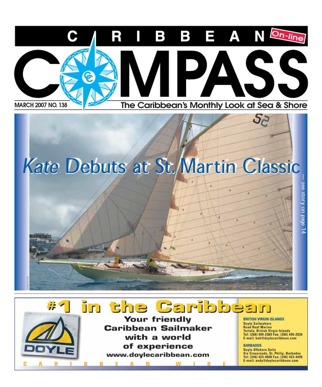 Caribbean Compass  - Page 1