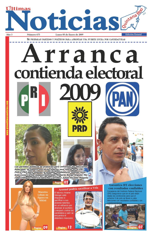 Ultimas noticias de Quintana Roo - Page 1