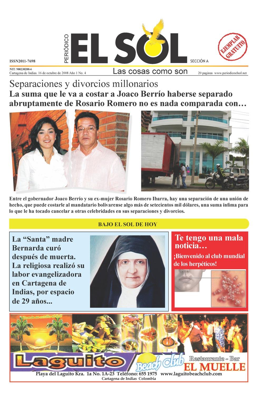 Periodico el Sol - Page 1