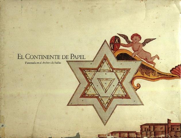 El Continente de papel - Front Cover 1